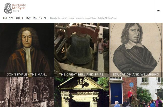 MrKyrle website